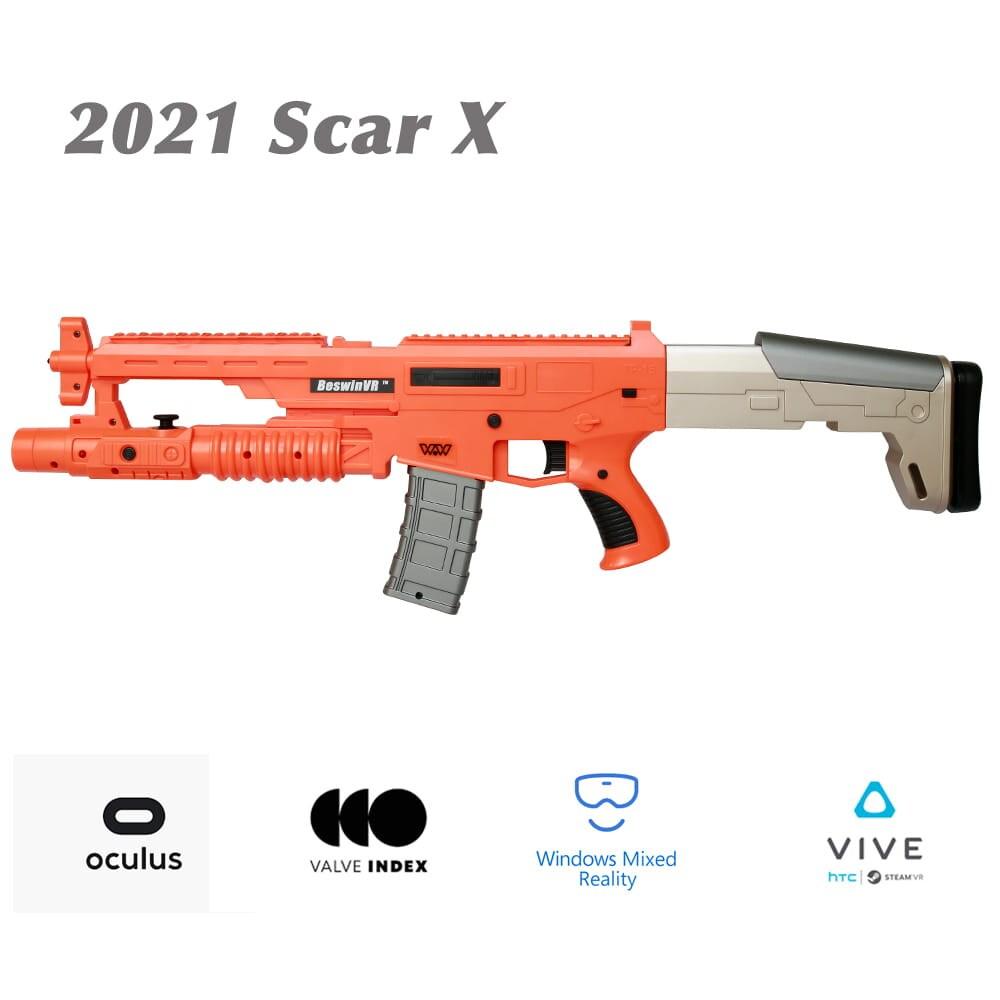 Scar-X Karabin Haptyczny do Oculus Quest 1 i 2 - 3