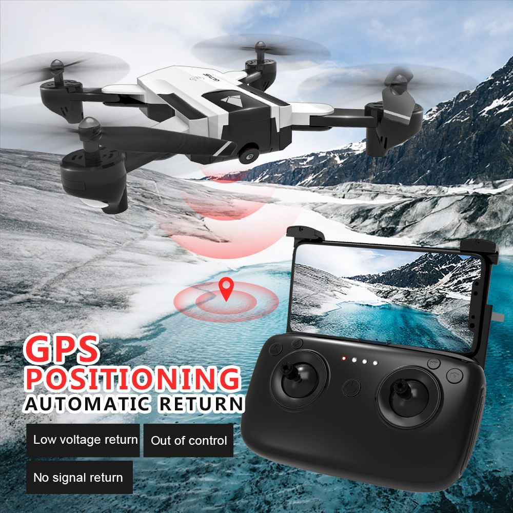 SG900-S GPS Drone with camera HD 1080P Professional FPV Wifi RC Drones - 8