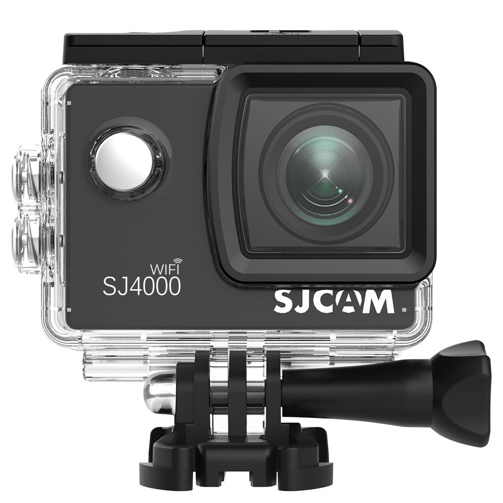 SJCAM SJ4000 WIFI Action Camera FHD1080P waterproof Underwater Camera 12MP Sports Camcorder  White - 1