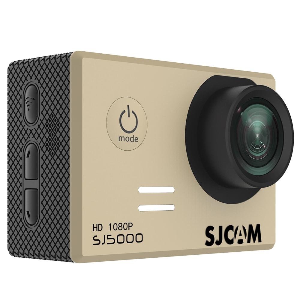 SJCAM SJ5000 Action Camera 14MP 1080p Ultra HD Waterproof Underwater Camera Camcorder Gold - 2