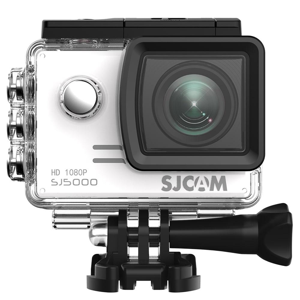 SJCAM SJ5000 Action Camera 14MP 1080p Ultra HD Waterproof Underwater Camera Camcorder White - 1