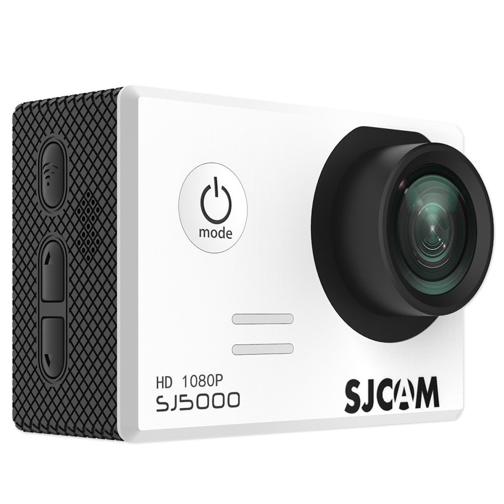 SJCAM SJ5000 Action Camera 14MP 1080p Ultra HD Waterproof Underwater Camera Camcorder White - 2