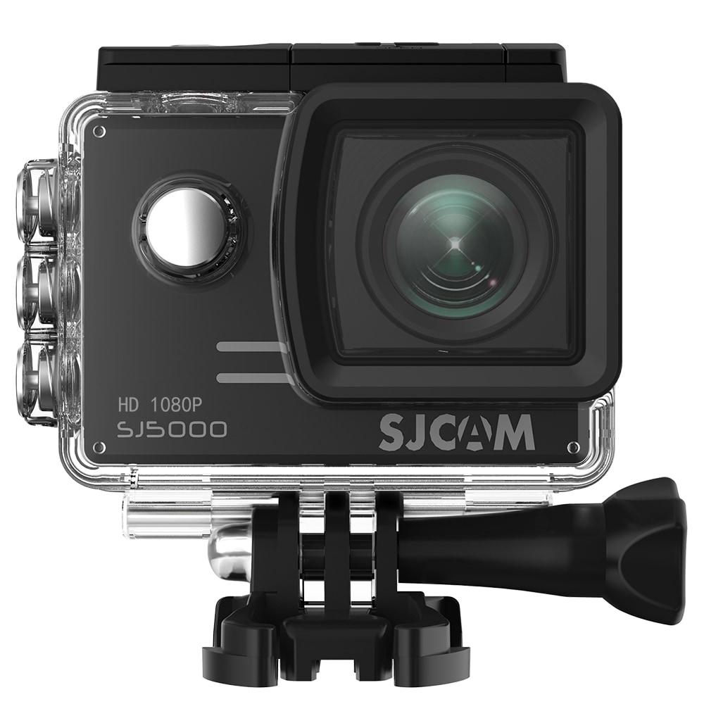 SJCAM SJ5000 WIFI Action Camera 14MP 1080p Ultra HD Waterproof Underwater Camera  Camcorder Black - 1