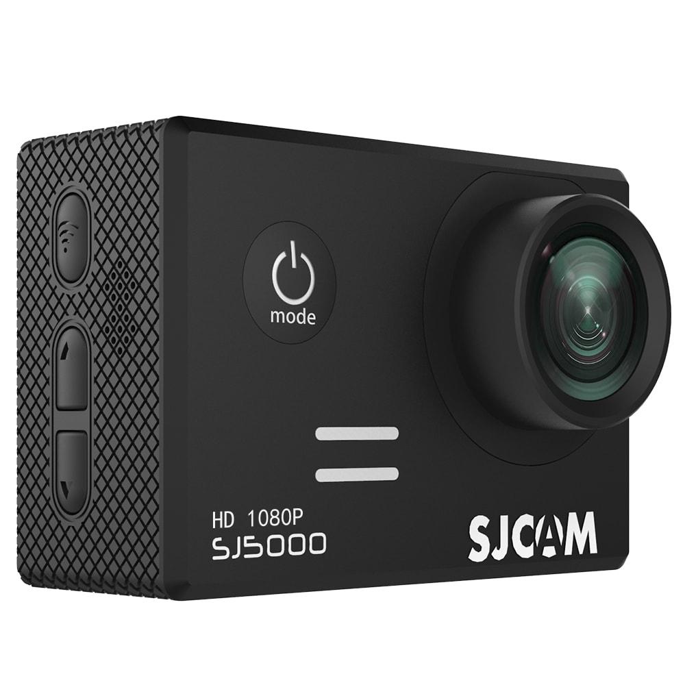 SJCAM SJ5000 WIFI Action Camera 14MP 1080p Ultra HD Waterproof Underwater Camera  Camcorder Black - 2
