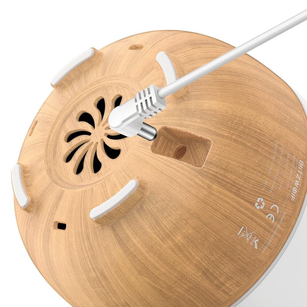 Smart Nawilżacz Powietrza / Aromatyzer Blitzwolf Bw-Fun3, Ultradźwiękowy, Wi-Fi, 400Ml - 2
