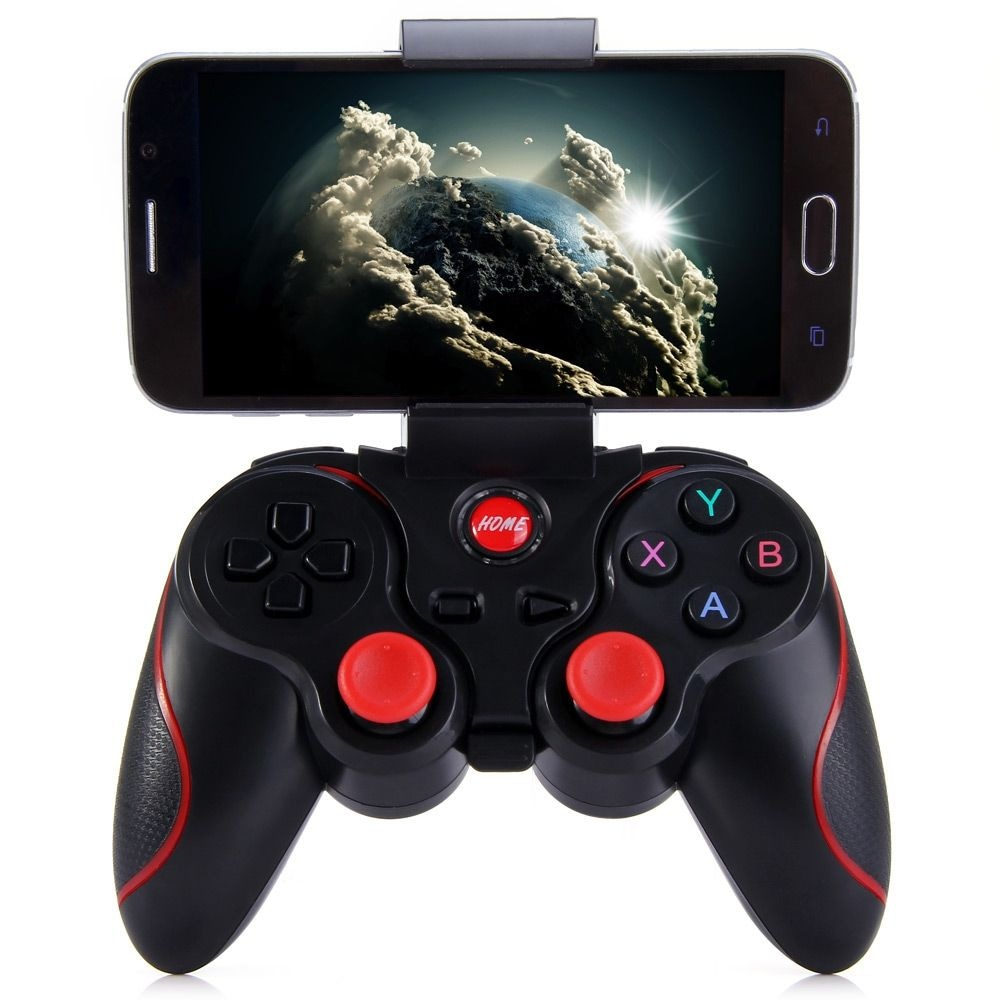 T3 Wireless Bluetooth 3.0 Gamepad Gaming Controller for Android System - 1