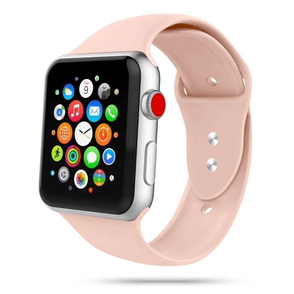 TECH-PROTECT ICONBAND APPLE WATCH 2/3/4/5/6/SE (42/44MM) PINK SAND - 1