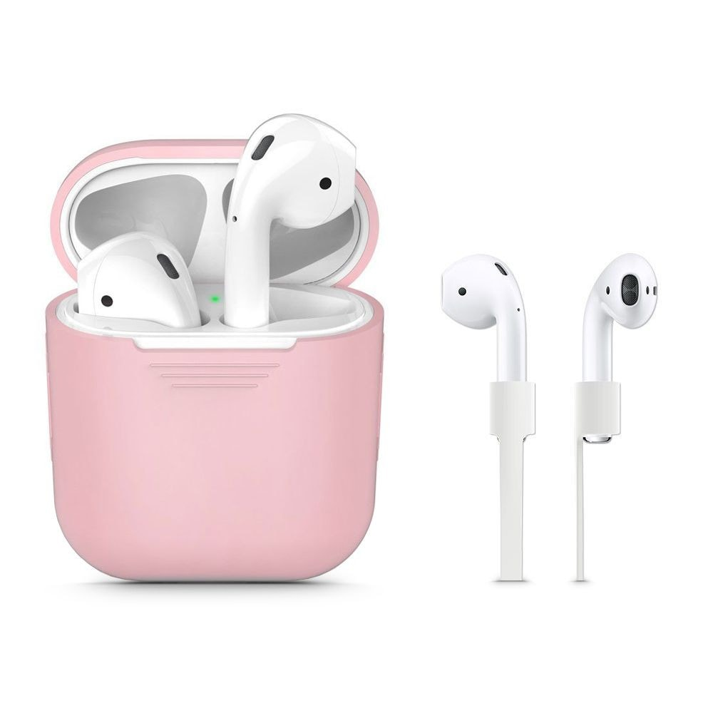 TECH-PROTECT ICONSET APPLE AIRPODS PINK - 1