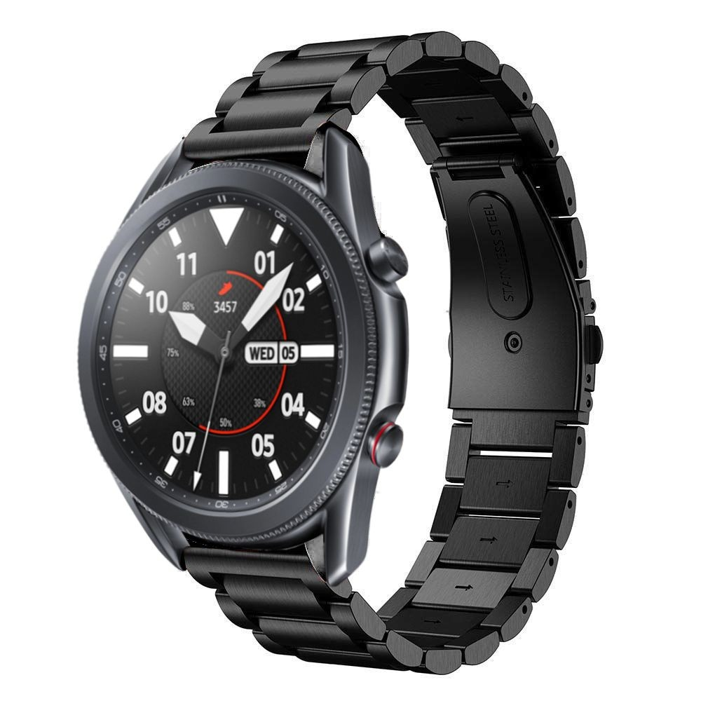 TECH-PROTECT STAINLESS SAMSUNG GALAXY WATCH 3 41MM BLACK - 1