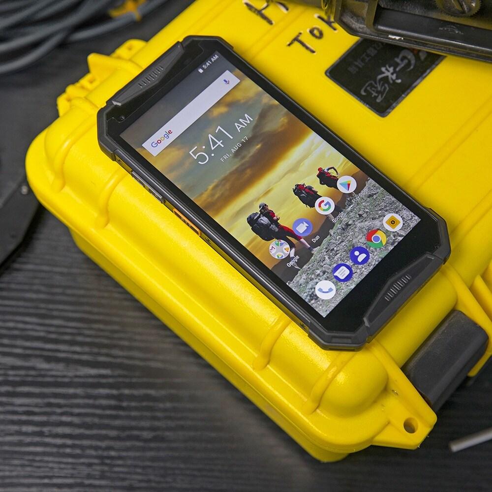 Ulefone Armor 3W Rugged Phone Dual 4G 6GB+64GB (Orange) - 6