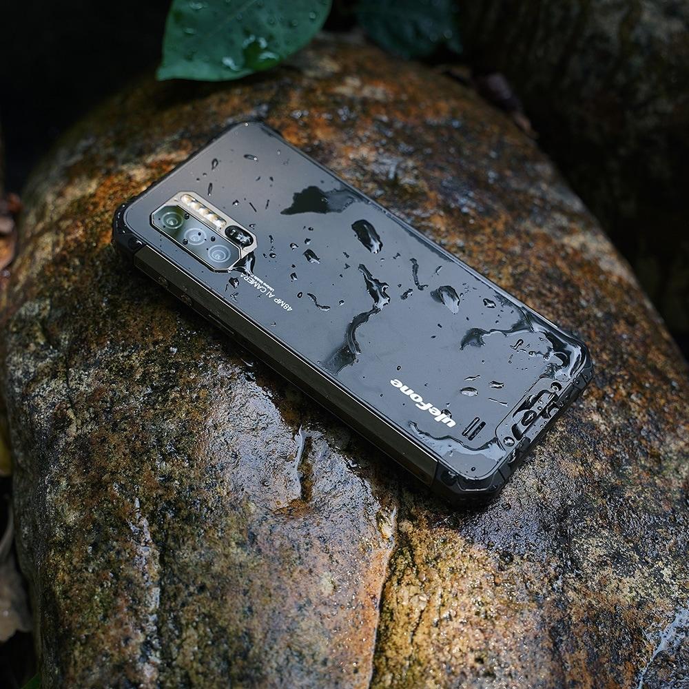 Ulefone Armor 7 Rugged Phone 48MP Camera 8GB+128GB (Black) - 11