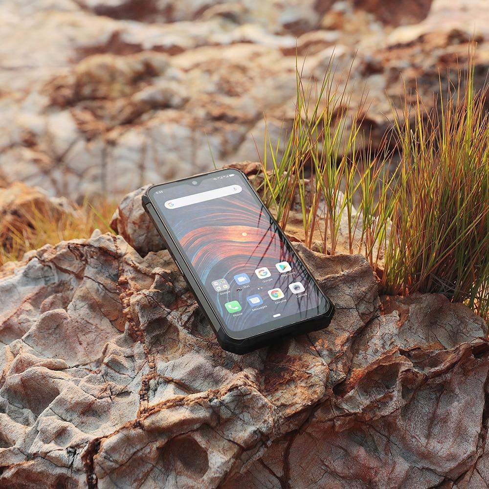 Ulefone Armor 7 Rugged Phone 48MP Camera 8GB+128GB (Black) - 12