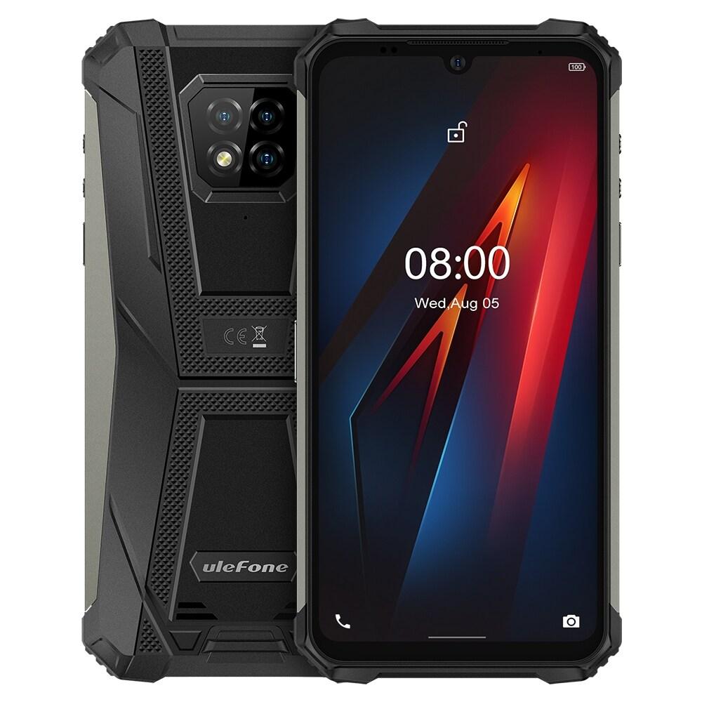 Ulefone Armor 8 Rugged Phone 4GB+64GB (Black) - 1