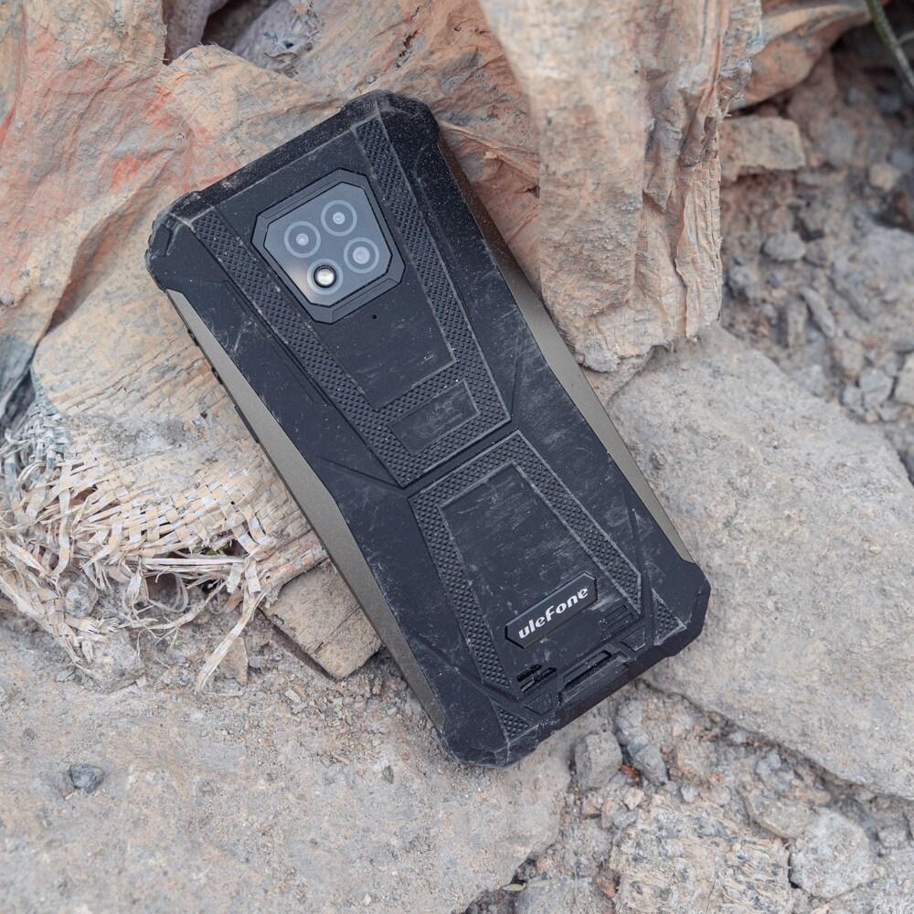 Ulefone Armor 8 Rugged Phone 4GB+64GB (Black) - 7