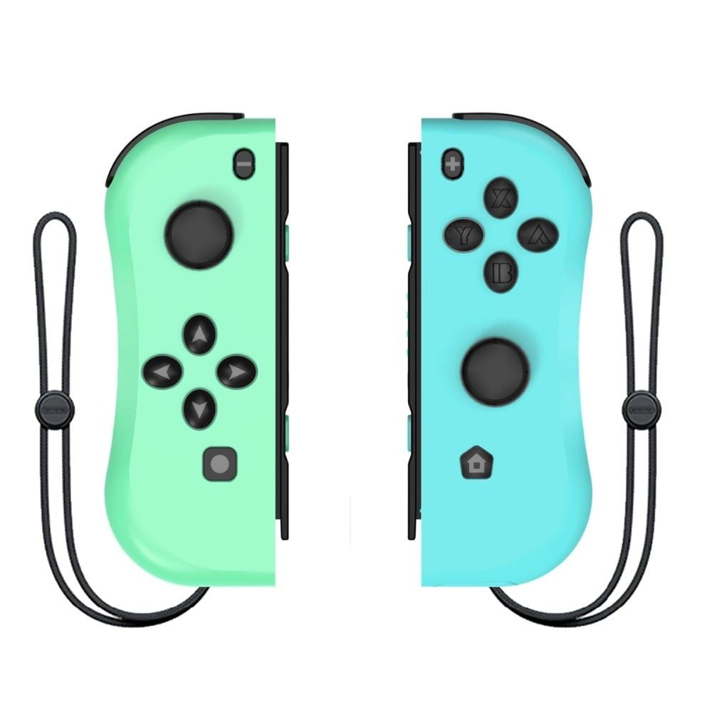 Wireless Joysticks for Nintendo Switch (L and R) Cyan - 1