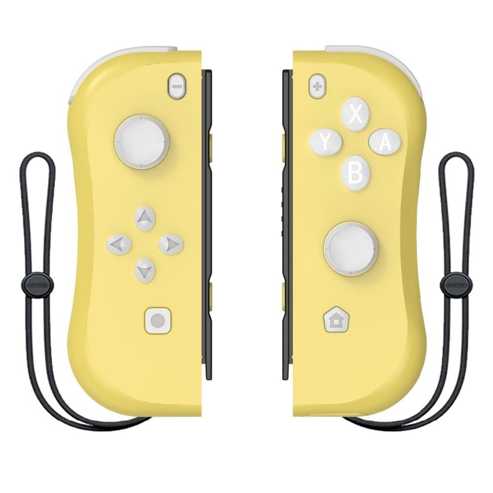 Wireless Joysticks for Nintendo Switch (L and R) Yellow - 1