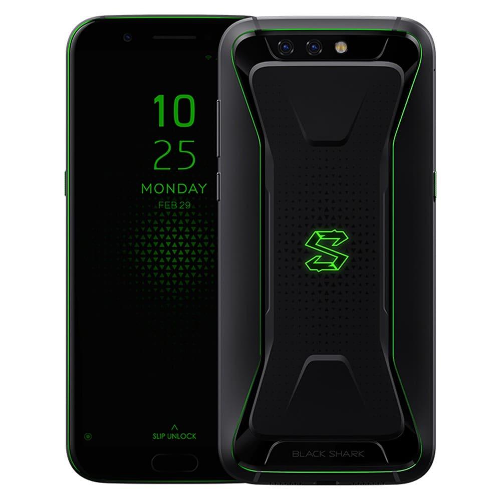 Xiaomi Shark black, 8/128GB, DS - 1