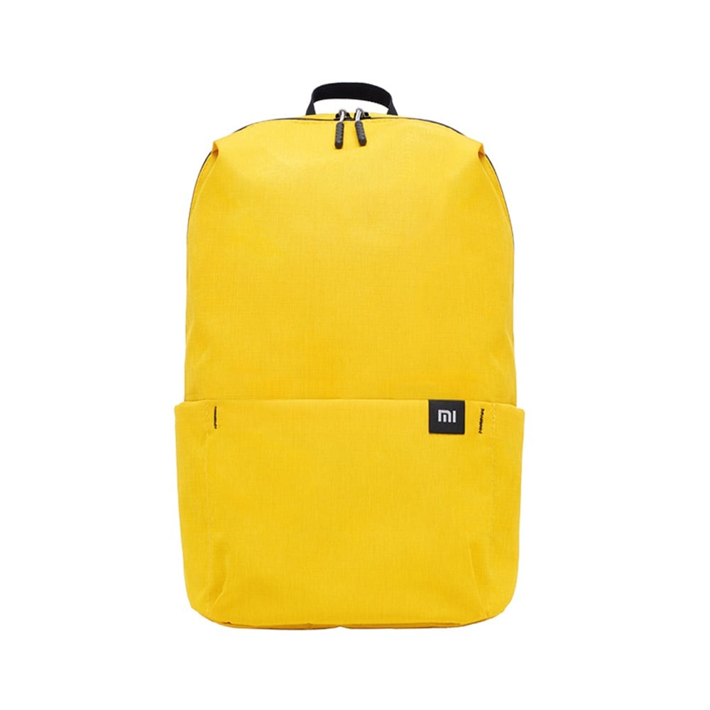 Xiaomi Small Water Resistant Colored Backpack - 20L  Yellow - 2