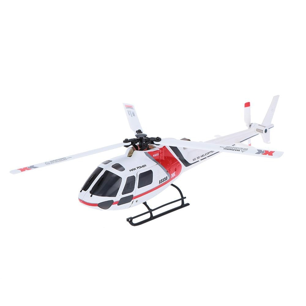XK K123 RC Helicopter Without remote control - 3