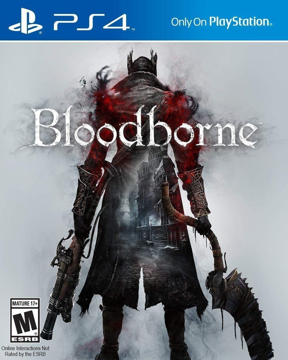 PS4 BLOODBORNE R2 ENGLISH (Physical) - 1
