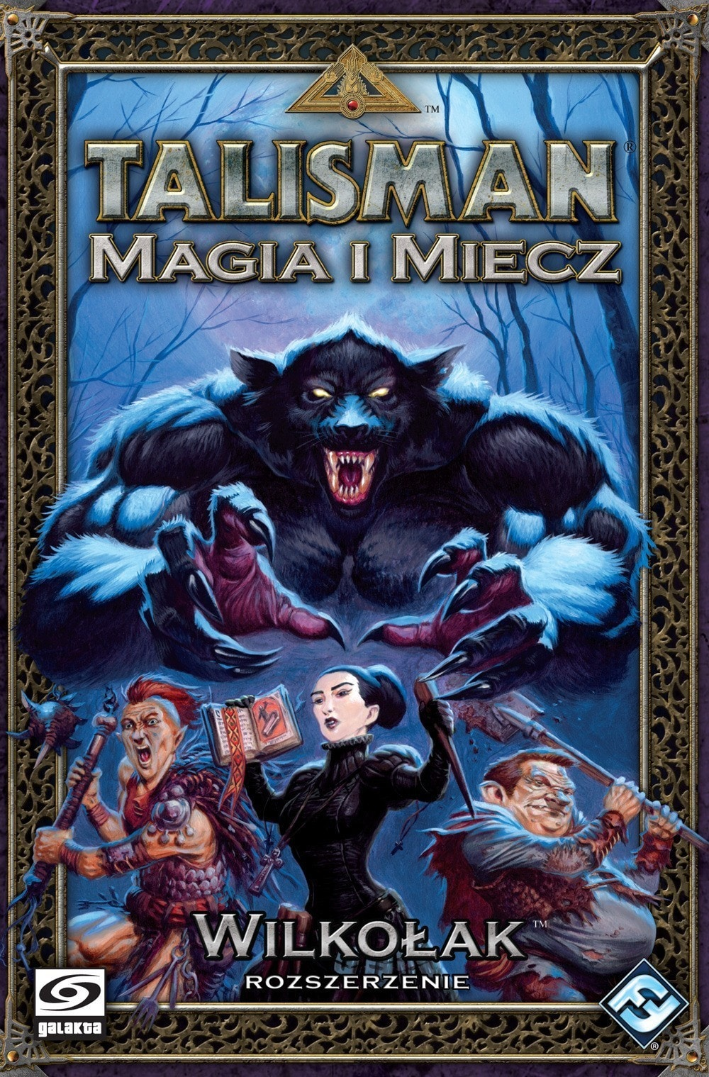Talisman Magia i Miecz Wilkołak - 1
