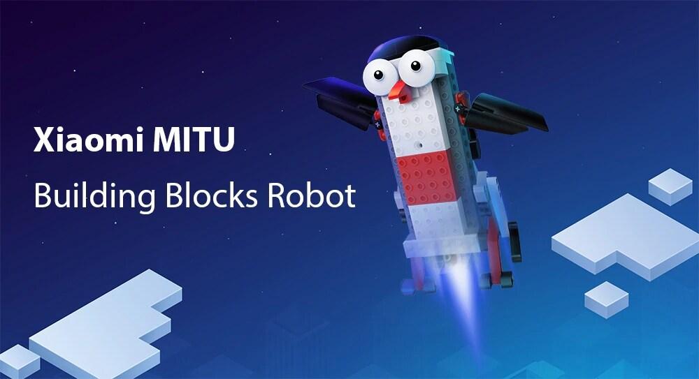 MITU Kids Intelligent DIY Assemble Puzzle Programming Electric Blocks Toy - 9