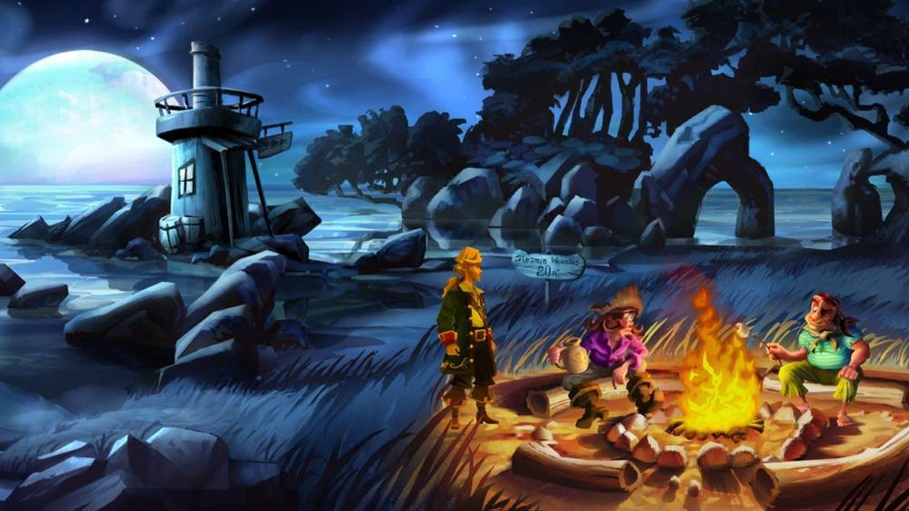 Monkey Island: Special Edition Bundle Steam Key GLOBAL - 2