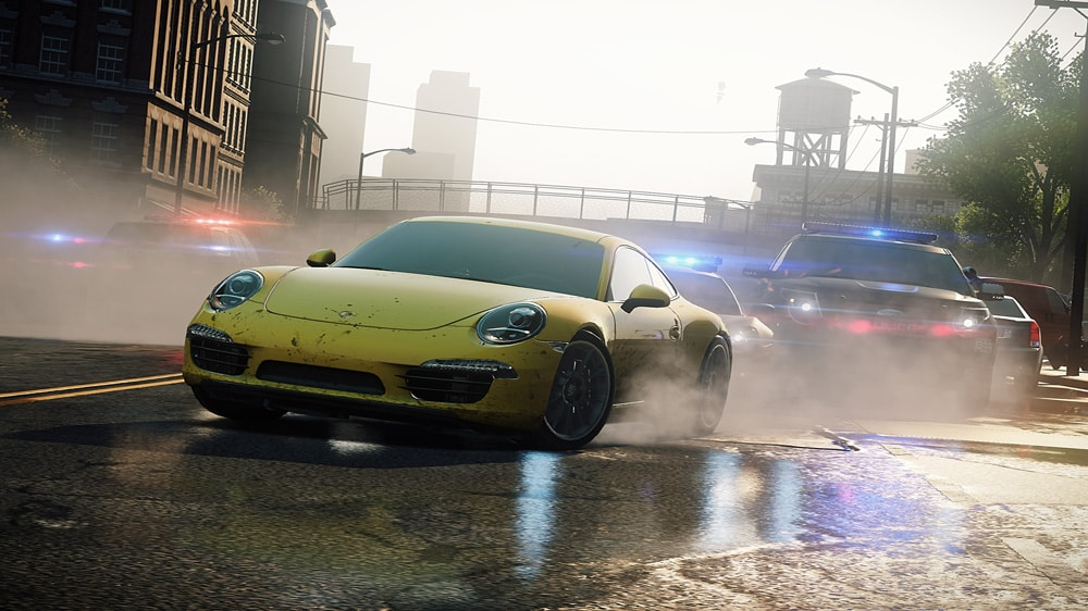 Need for Speed: Most Wanted Origin Key GLOBAL - 4