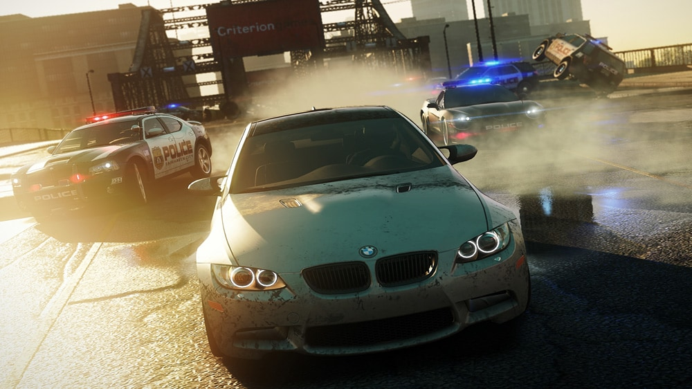 Need for Speed: Most Wanted Origin Key GLOBAL - 2