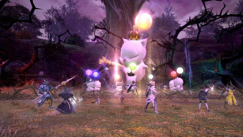 FINAL FANTASY XIV ONLINE STARTER EDITION Final Fantasy Key NORTH AMERICA - 2