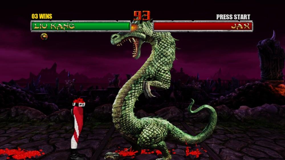 Mortal Kombat Arcade Kollection Steam Key GLOBAL - 2