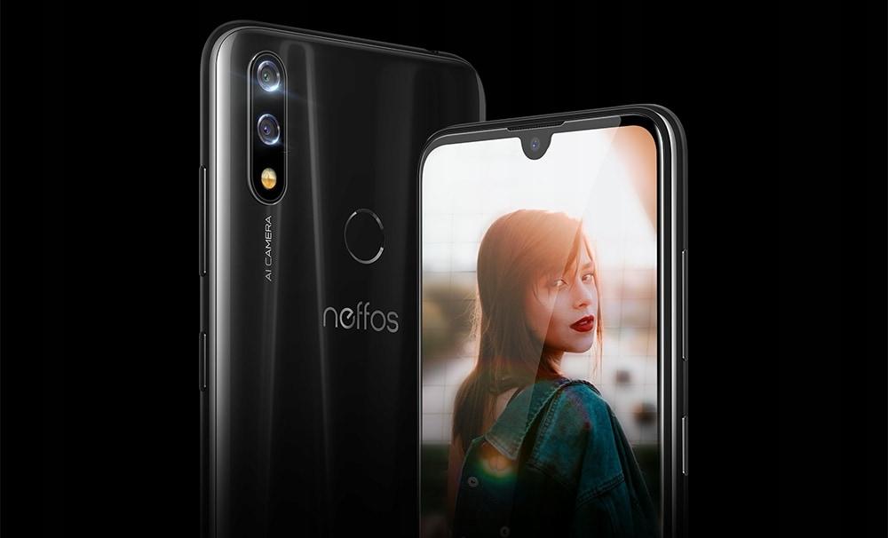 Smartfon Tp-Link Neffos X20 Pro 3/64Gb 4100Mah - 13