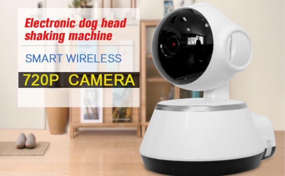 HD 720P Mini IP Camera Wifi Camera Wireless P2P Security Camera Night Vision Baby Monitor UK Plug - 3