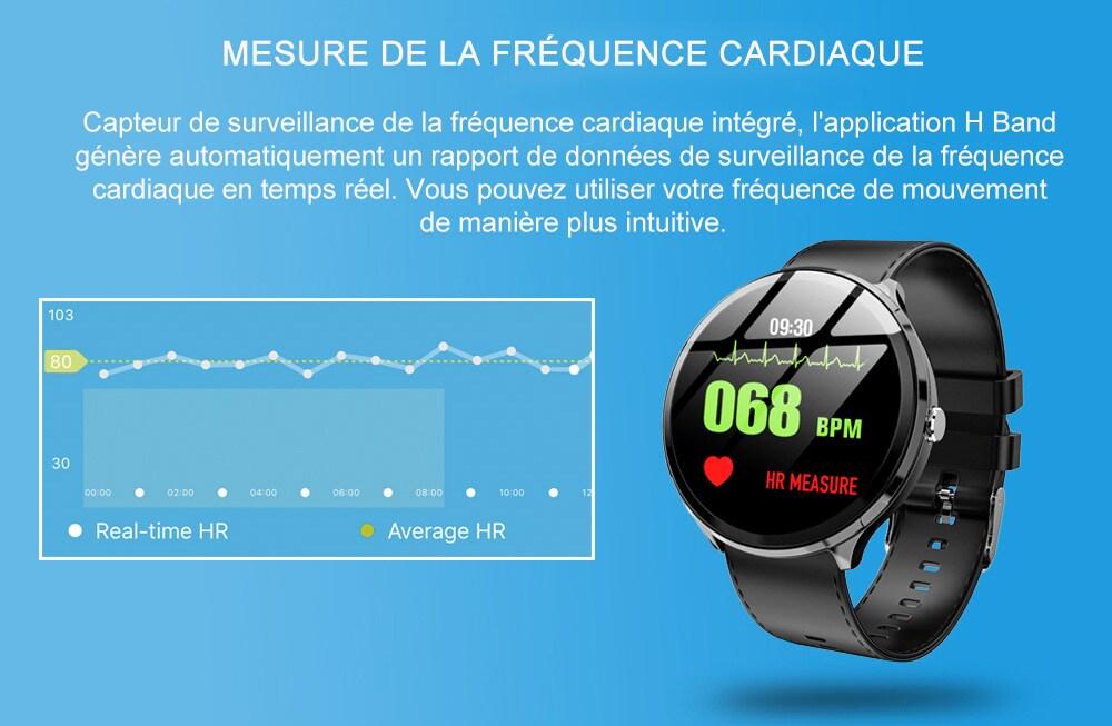 Mbtaua-Watch KOSPET V12 Waterproof Smart Watch - 6