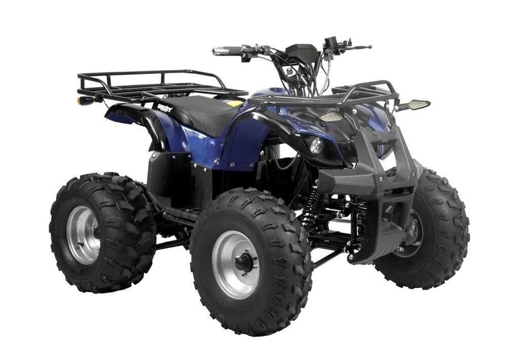 Hecht 56150 Blue Quad Akumulatorowy Samochód Terenowy Auto Jeździk Pojazd - 1