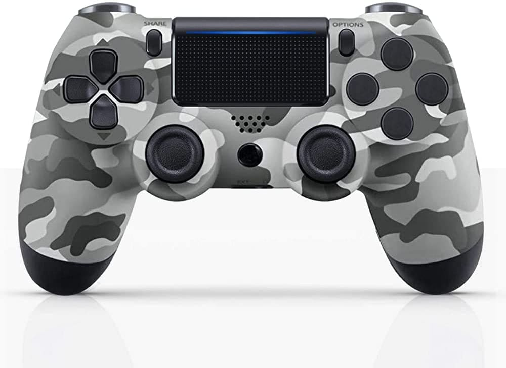 PS4 Controller Shock 4th Bluetooth Wireless Gamepad Joystick Remote Camouflage - 1