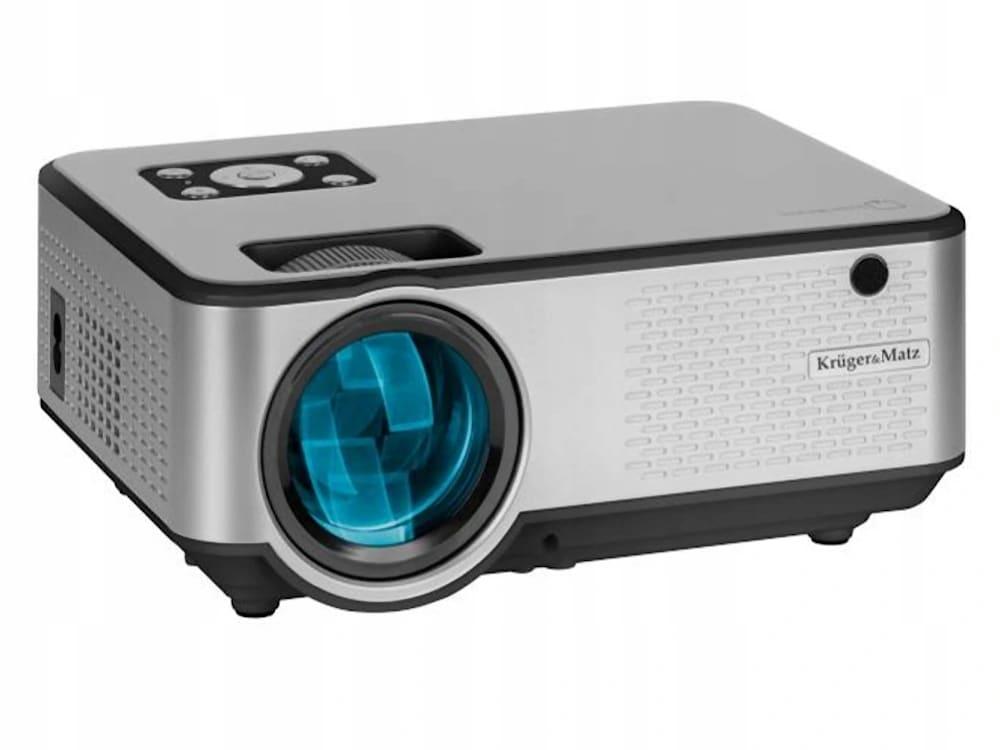 Projektor Rzutnik Led K&M V-Led50 Full Hd Wifi - 1