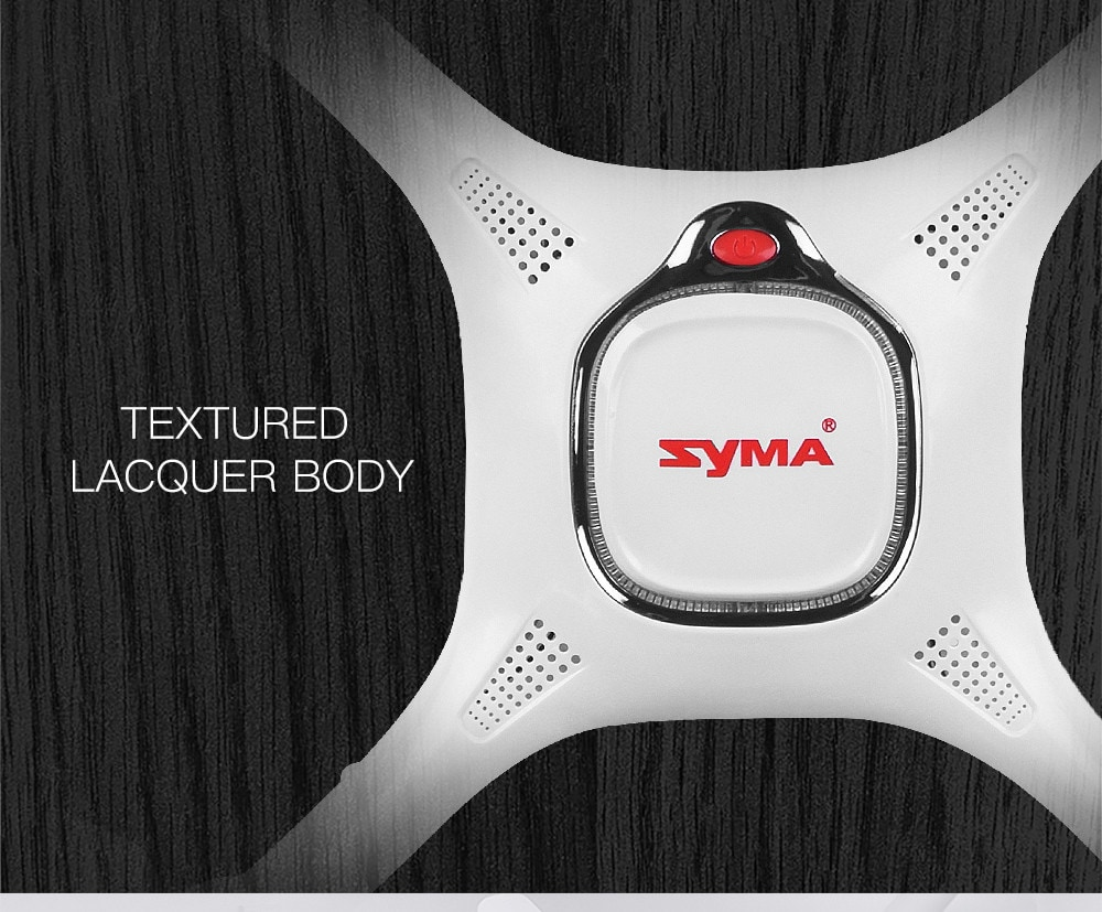 SYMA X25Pro Drone - GPS Positioning, One Key Takeoff/Landing, Headless Mode, Altitude Hold - 7