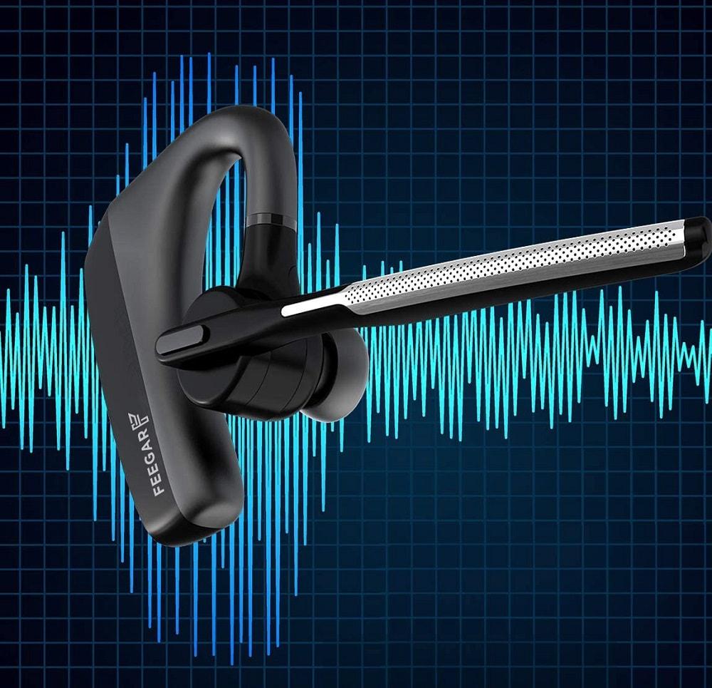 Słuchawka Feegar Bond Pro Bluetooth 5.1 16H Cvc8.0 - 4