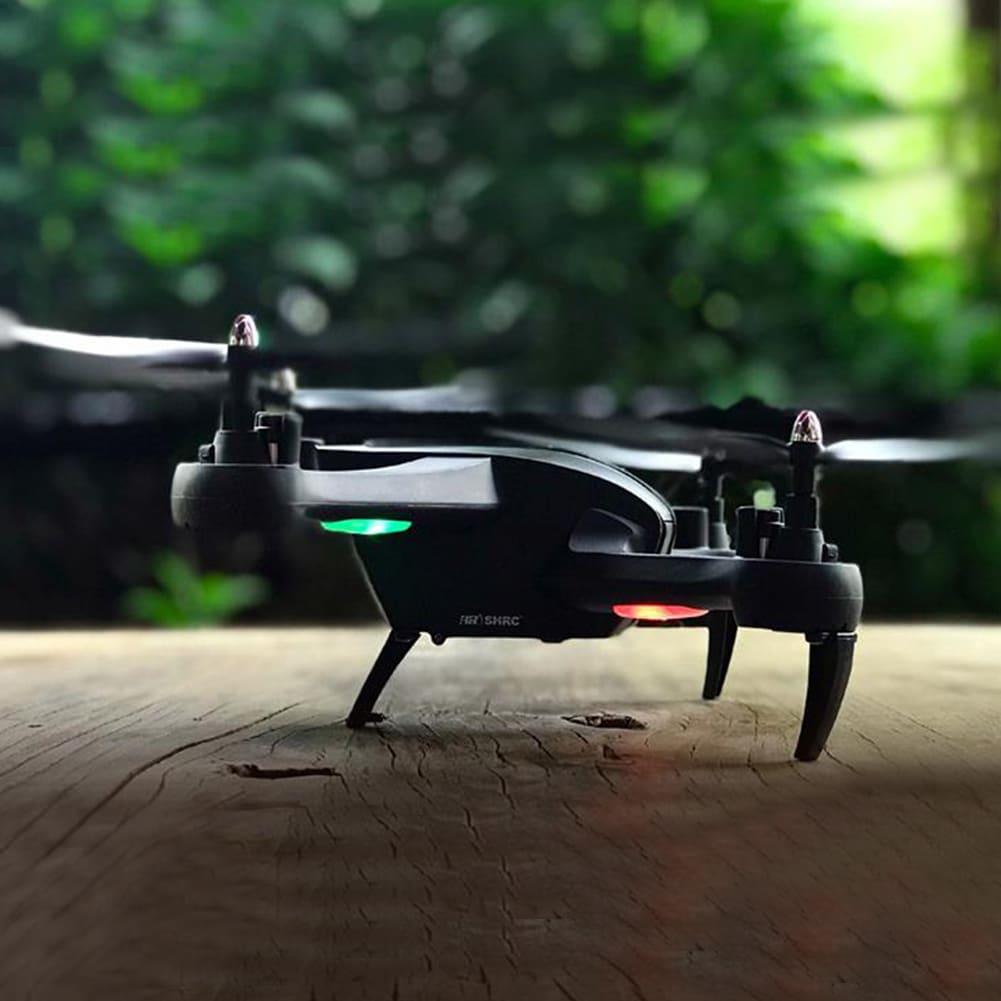 HR SH7 1080P WIFI FPV Camera RC Drone Remote Control Quadrocopter Drone with Camera - 3