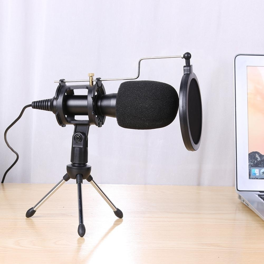 USB Condenser Gaming Microphone - 3