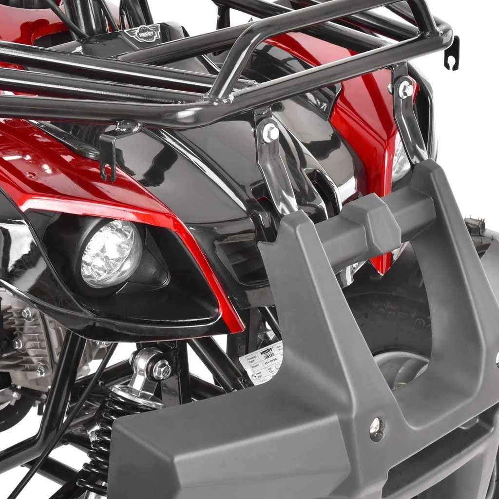 Hecht 56125 Red Quad Akumulatorowy Samochód Terenowy Auto Jeździk Pojazd - 2