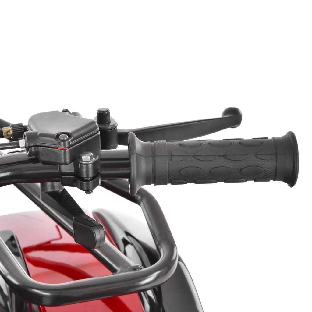 Hecht 56125 Red Quad Akumulatorowy Samochód Terenowy Auto Jeździk Pojazd - 5