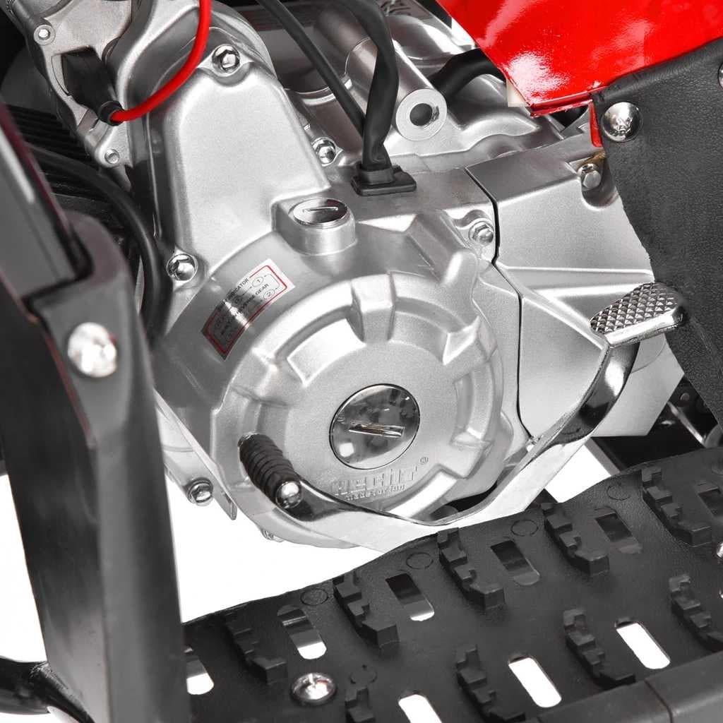 Hecht 56125 Red Quad Akumulatorowy Samochód Terenowy Auto Jeździk Pojazd - 7
