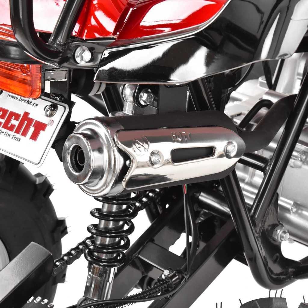 Hecht 56125 Red Quad Akumulatorowy Samochód Terenowy Auto Jeździk Pojazd - 13
