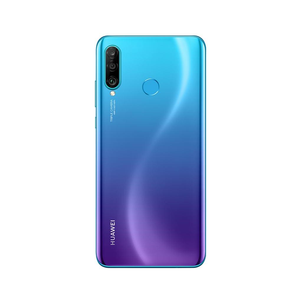 HUAWEI P30 LITE DUAL SIM 4/128GB PEACOCK BLUE - 3