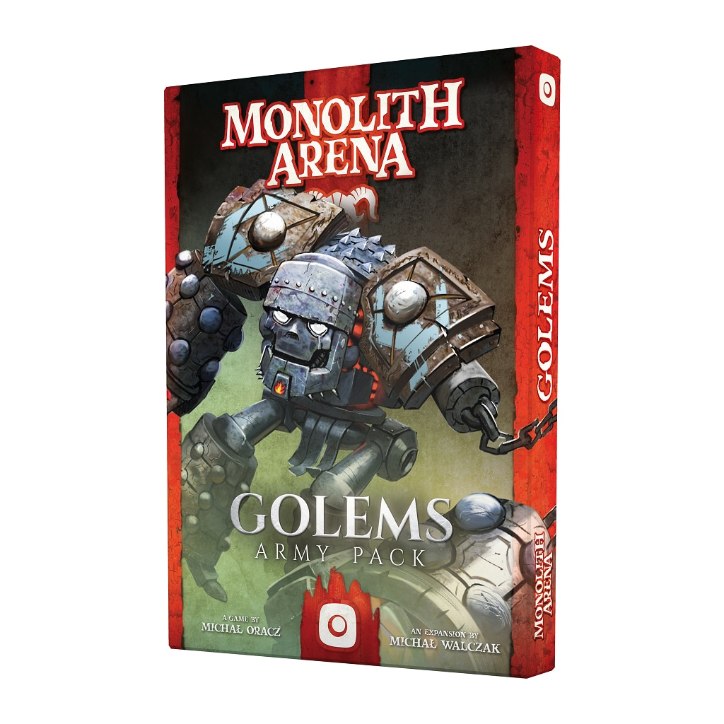 Monolith Arena: Golems - 1