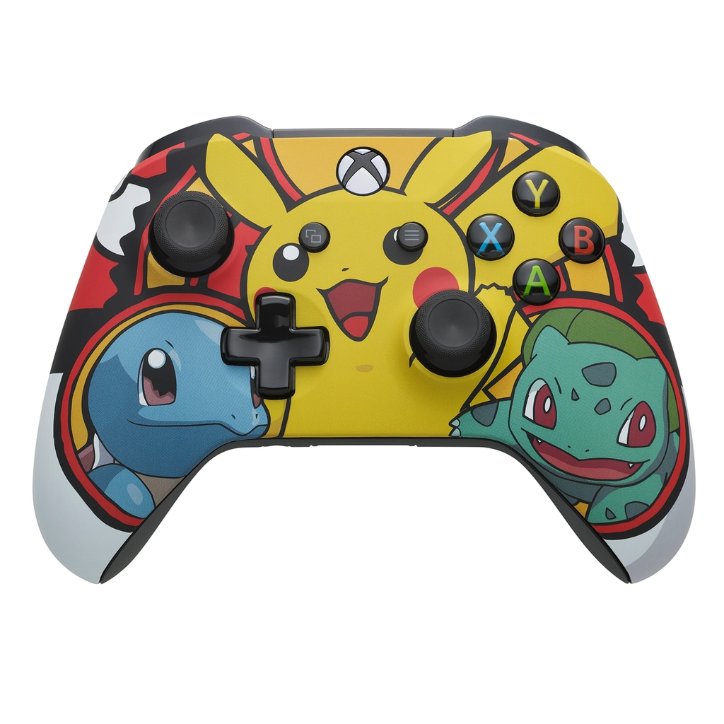 Xbox One Controller - Pokemon Edition - 1
