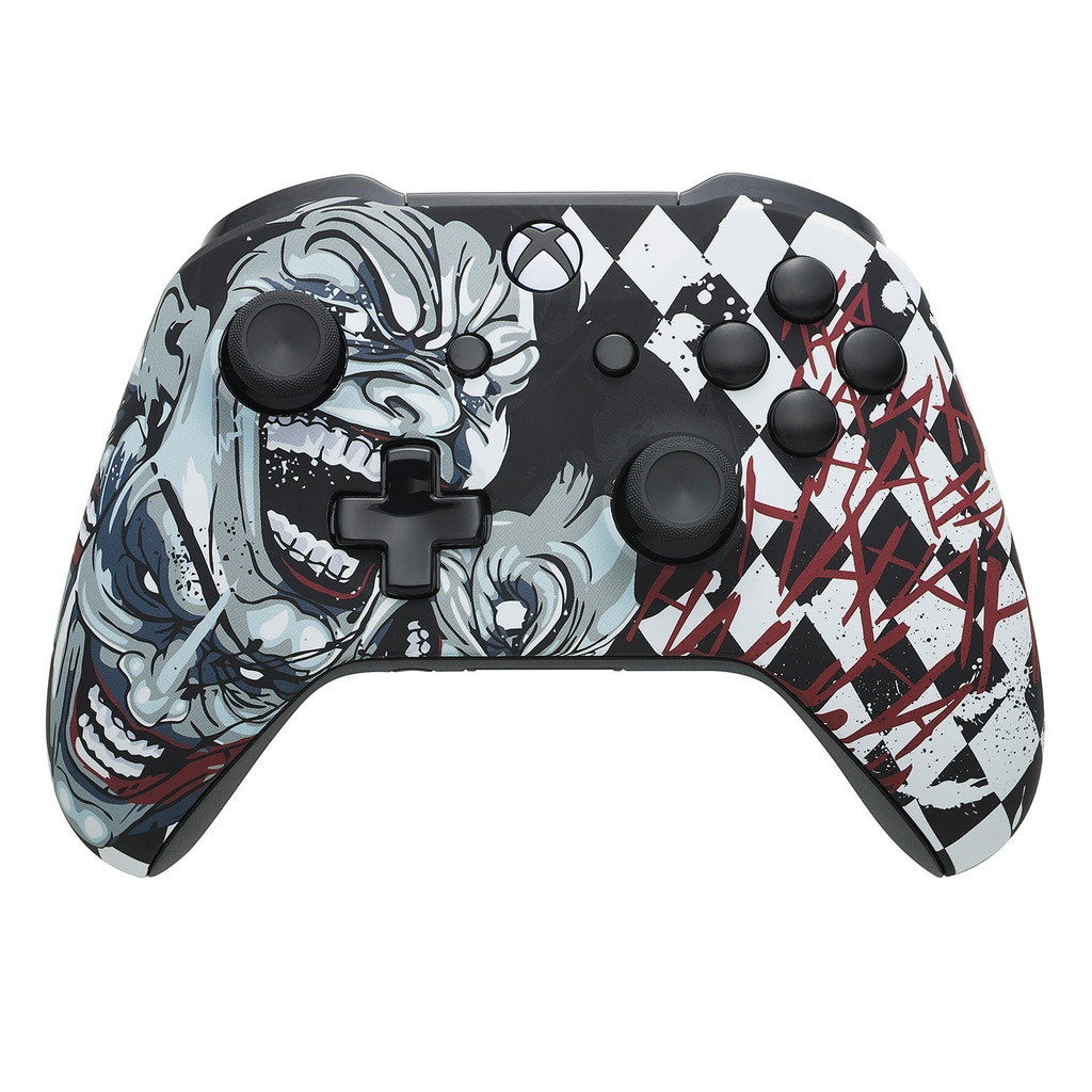 Xbox One Controller - The Joker Edition - 1