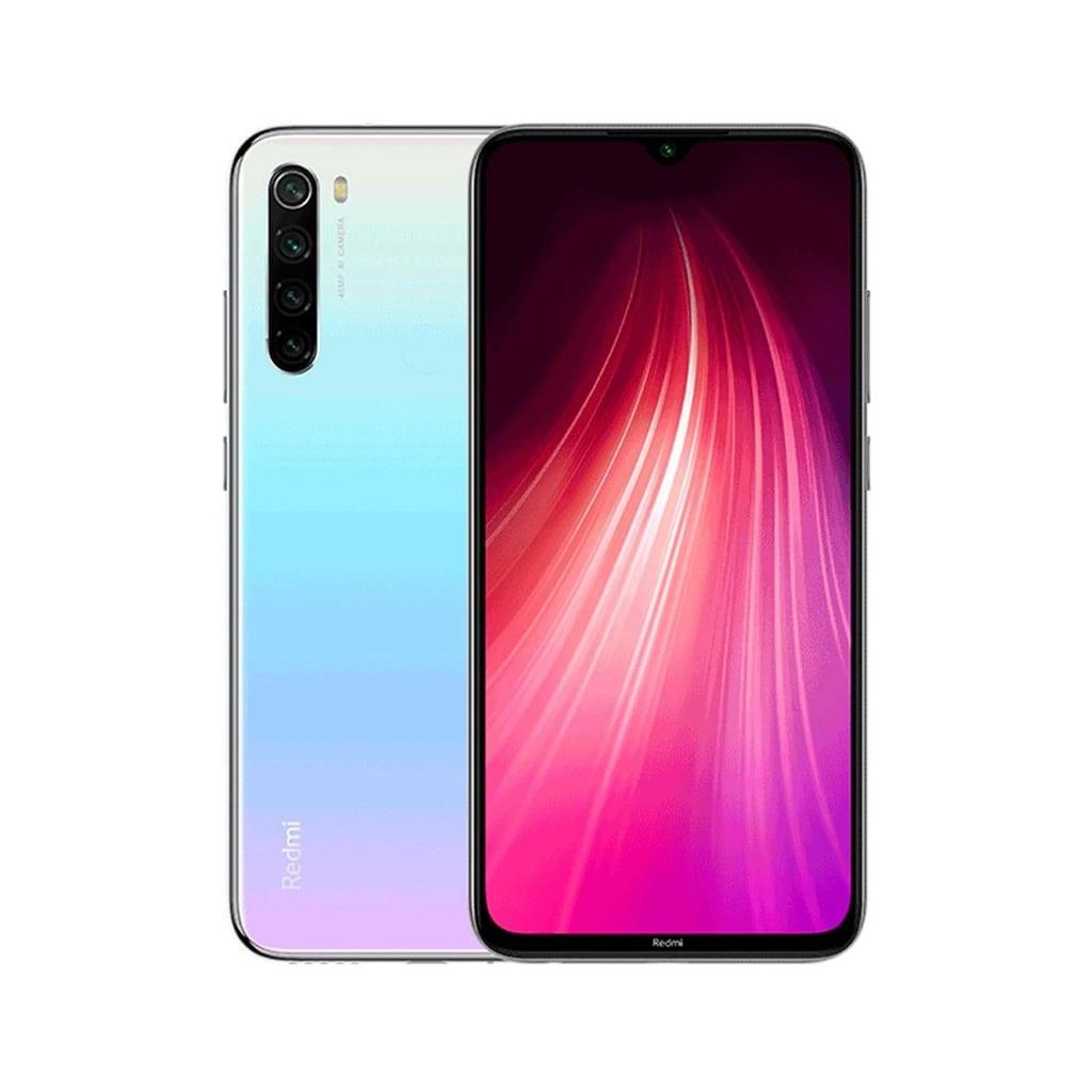 XIAOMI REDMI NOTE 8 DUAL SIM 4/64GB MOONLIGHT WHITE - 1
